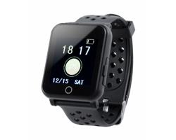 Chytré hodinky RADILAN - černá