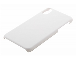 Plastový obal na iPhone X TENTH - bílá