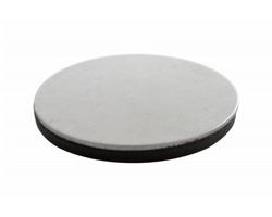 Kulatý magnet na lednici STEELMAG - stříbrná