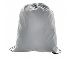 Reflexní šňůrkový batoh LIGHTYEAR - šedá