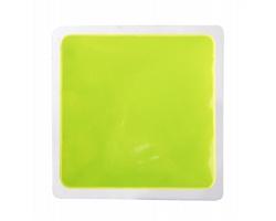 Plastová reflexní samolepka SQERDID - bezpečnostní žlutá