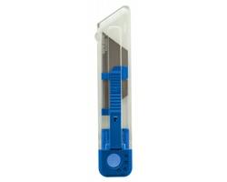 Plastový odlamovací nůž RAPICUT - modrá