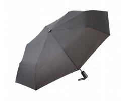 Plně automatický skládací deštník AVIGNON - černá