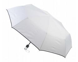 Plně automatický skládací deštník NUBILA - bílá
