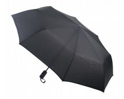 Plně automatický skládací deštník NUBILA - černá