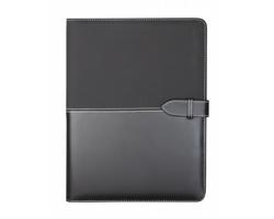 Konferenční desky DUOTONE A4 - černá