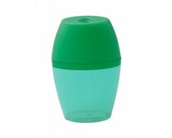 Plastové ořezávátko TIPPED - zelená