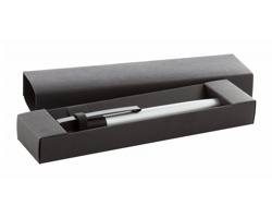 Kovové kuličkové pero TRIUMPH v dárkové krabičce - stříbrná