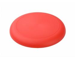 Plastové frisbee HORIZON - červená