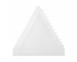 Plastová škrabka na led TRI SCRAP - bílá