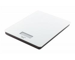 Digitální kuchyňská váha MOUSSE - bílá