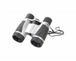 Plastový dalekohled SAILOR s nylonovým pouzdrem - černá