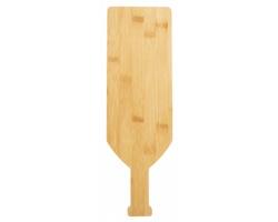 Bambusové prkénko na krájení BOORD ve tvaru lahve - přírodní