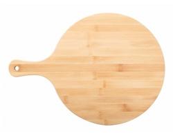 Bambusové prkénko na krájení pizzy NAPLES - přírodní