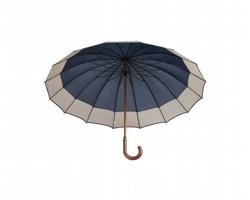 Manuální značkový deštník MONACO - modrá