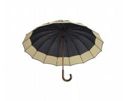 Manuální značkový deštník MONACO - černá