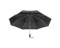Automatický skládací deštník PALAIS - černá