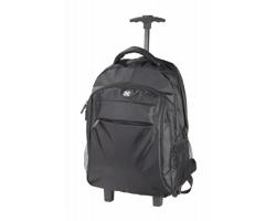 Cestovní batoh na kolečkách NOVAK T - černá