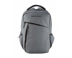 Značkový batoh REIMS B s prostorem na notebook - šedá