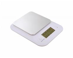 Digitální kuchyňská váha BEAN - bílá