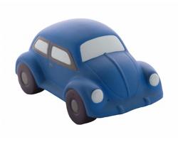 Antistresová pomůcka JIMMY ve tvaru auta - modrá