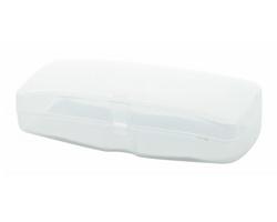 Plastové pouzdro na brýle PROCTER - bílá