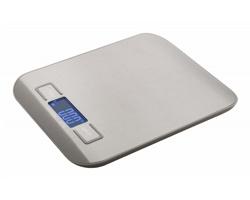 Nerezová kuchyňská váha INOXCOOK - stříbrná