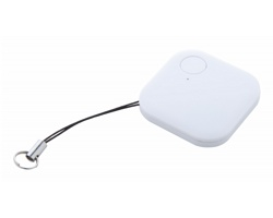 Bluetooth hledač klíčů COLOTRACK - bílá