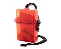 Plastová vodotěsná lékárnička NEPTUNE - červená