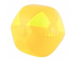 Nafukovací plážový míč NAVAGIO, průměr 26 cm - žlutá