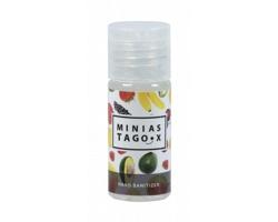 Dezinfekční gel v lahvičce s vlastní etiketou, 15 ml