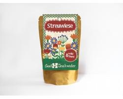 Reklamní semínka - Směs v papírovém pytlíku s potištěnou etiketou