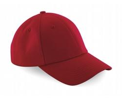 Čepice s kšiltem Beechfield Authentic Baseball