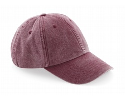 Čepice s kšiltem Beechfield Vintage