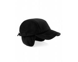 Čepice s kšiltem Beechfield Suprafleece Everest Cap