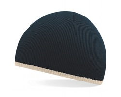Čepice Beechfield Two-Tone Beanie Knitted Hat