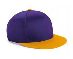 Čepice s rovným kšiltem Beechfield Snapback