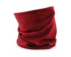 Multifunkční šátek Beechfield Morf Spacer Marl
