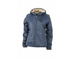 Dámská bunda James & Nicholson LadiesWinter Sport Jacket