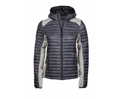 Dámská bunda Tee Jays Ladies Aspen Crossover Jacket