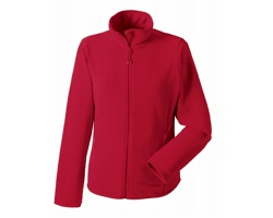 Dámská fleecová bunda Russell Ladies´ Fitted Full Zip Microfleece