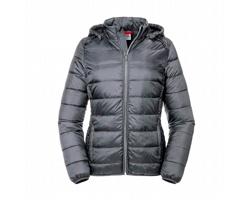 Dámská bunda Russell Hooded Nano Jacket