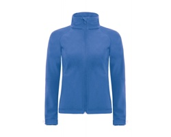 Dámská bunda B&C Hooded Softshell