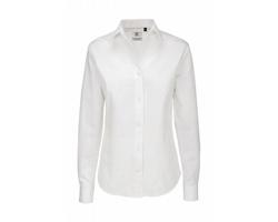 Dámská košile B&C Sharp Long Sleeve