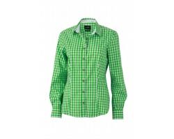 Dámská košile James & Nicholson Ladies' Traditional Shirt