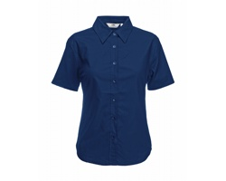 Dámská košile Fruit of the Loom Lady-Fit Short Sleeve Oxford
