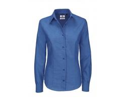 Dámská košile B&C Oxford Long Sleeve