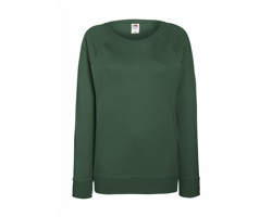 Dámská mikina Fruit of the Loom Lightweight Raglan Sweat