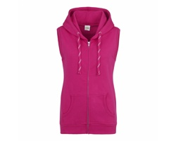 Dámská vesta AWDis Just Hoods Girlie Sleeveless
