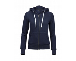 Dámská mikina Tee Jays Ladies Fashion Full Zip Hood